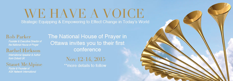 We Have a Voice Conference