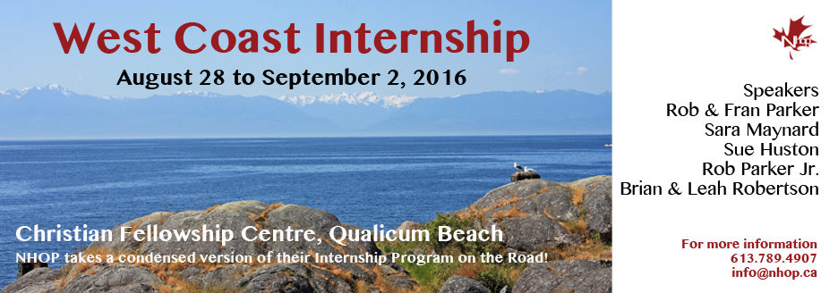 West Coast Internship (flat)